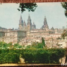 Postales: SANTIAGO DE COMPOSTELA. Lote 177982394
