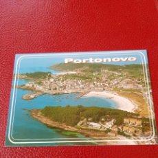 Postales: POSTAL PONTEVEDRA PORTONOVO SIN CIRCULAR. Lote 178273100