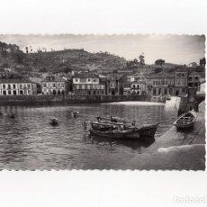 Postales: BAYONA.(PONTEVEDRA).- PUERTO.. Lote 178389196