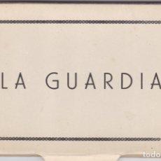 Postales: ALBUM DELA GUARDIA CON 10 POSTALES DE VISTAS EDICIONES GARCIA GARRABELLA VER FOTOS ADICIONALES. Lote 178568767