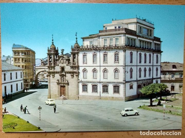 LUGO. IGLESIA DE SAN FROILAN . ED. ALARDE Nº 12 . (Postales - España - Galicia Moderna (desde 1940))
