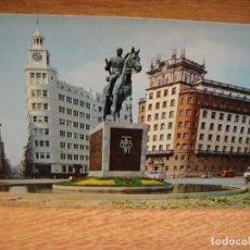 Postales: EL FERROL - PLAZA DE ESPAÑA - EDICIONES ARRIBA - SIN CIRCULAR. Lote 178986967