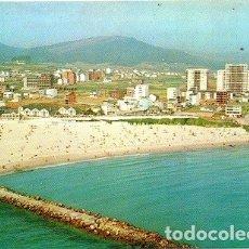 Postales: FOZ - LA PLAYA - PANORÁMICA AÉREA. Lote 179033951