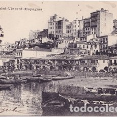 Postales: VIGO (PONTEVEDRA) - RIVIERA DE SAN VICENTE . Lote 179042083
