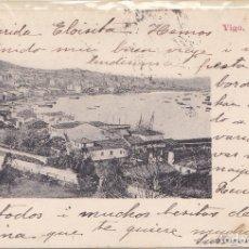 Postales: VIGO (PONTEVEDRA) - VISTA. Lote 179042923