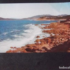 Postales: PONTEVEDRA-V12-SIGLOXX-14X9CM-BAYONA-EL ROMPEOLAS-FOURNIER-VITORIA. Lote 179168955