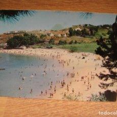 Postales: MARIN , PLAYA DE MOGOR - EDICIONES ARRIBAS - SIN CIRCULAR. Lote 179204816