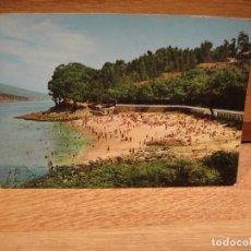 Postales: MARIN , PLAYA DE PORTO - EDICIONES ARRIBAS - SIN CIRCULAR. Lote 179204850