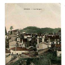 Postales: ORENSE LAS BURGAS. ED. E.J.G. SINC IRCULAR. Lote 179332112