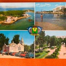 Postales: LA TOJA POSTAL PONTEVEDRA ISLA DE LA TOJA N. 37 EDICIONES ARRIBAS POSTAL GALICIA ESCRITA . Lote 180337821