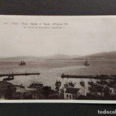 Postales: VIGO-VISTA DESDE EL PASEO ALFONSO XII-1517-FOTOGRAFICA UNIQUE-VER FOTOS-(63.303). Lote 180415535