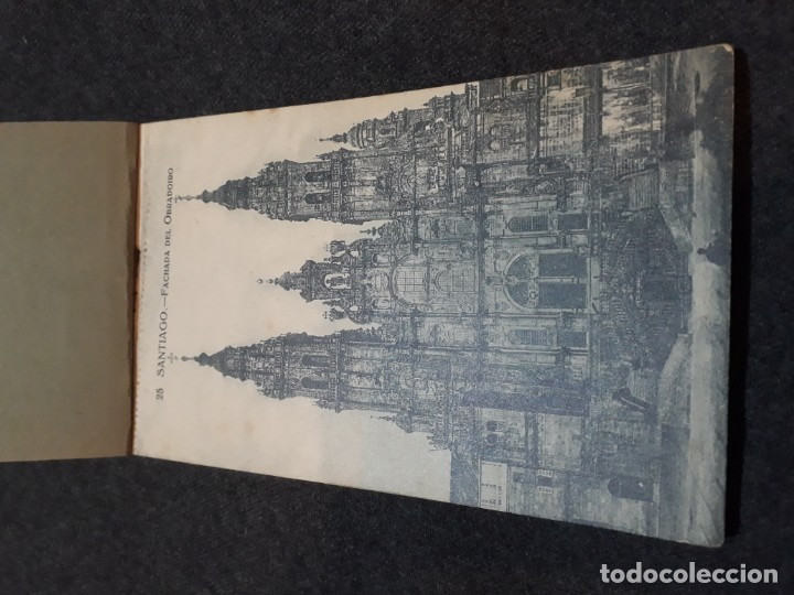 Postales: Recuerdo de Santiago 15 vistas postales - Foto 7 - 180514353