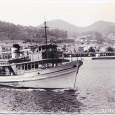 Postales: VIGO - CANGAS (PONTEVEDRA) - BARCO DE PASAJE. Lote 181224653