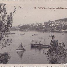 Postales: VIGO (PONTEVEDRA) - ENSENADA DE BOUZAS. Lote 181224826
