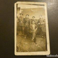 Postales: LUGO SOLDADOS DEL REGIMIENTO GALICIA POSTAL FOTOGRAFICA AÑOS 20. Lote 181925942