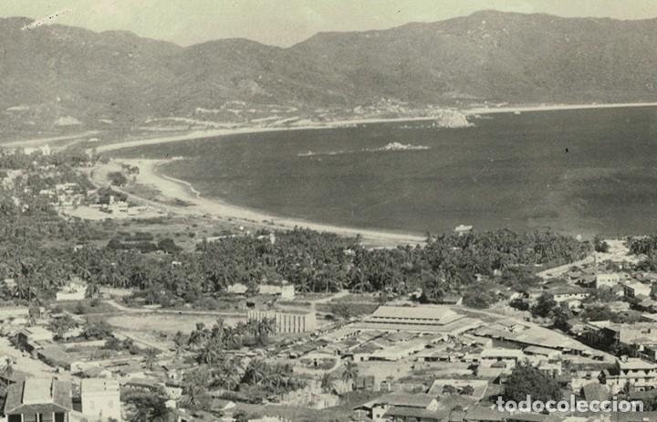 Postales: Vigo - Triple Postal fotográfica - panorámica 41 cm x 8,3 cm (Pontevedra, Galicia) Navarro Fot. - Foto 7 - 181964230