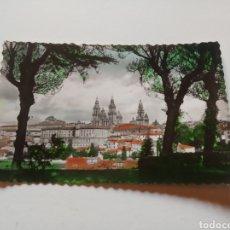 Postales: SANTIAGO DE COMPOSTELA. Lote 182389778