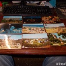 Postales: LOTE 12 POSTALES DE VIGO (PONTEVEDRA), VER FOTOS. Lote 182894982