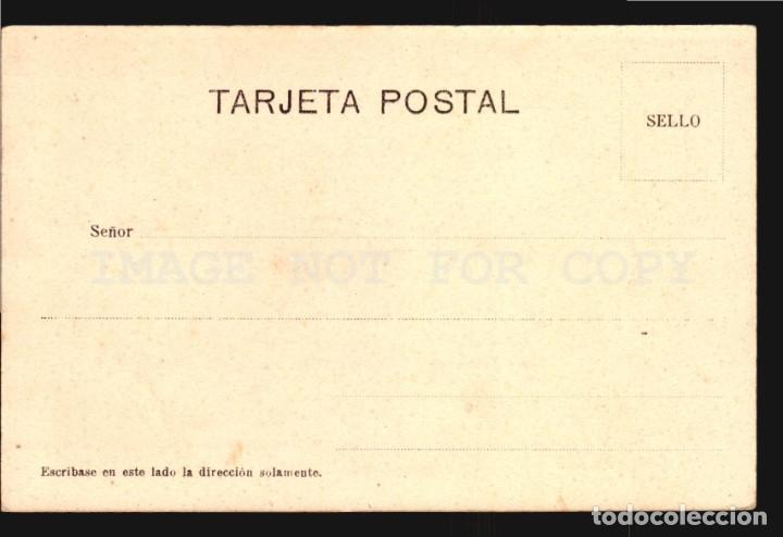Postales: Alrededores Orense Salgado N°16 Tarjeta postal Galicia Ca.1900 Edicion Argentina - Foto 2 - 182974836