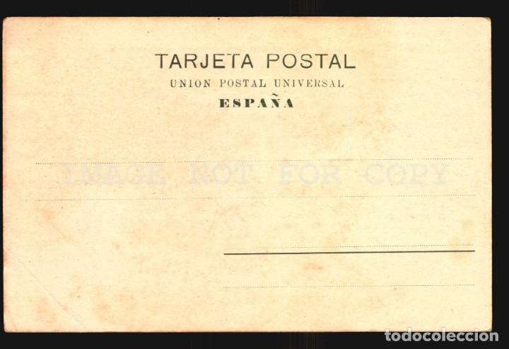 Postales: La coruña N°14031 campo de la leña Papeleria Lombardero Foto Avrillon Reverso sin dividir sin uso - Foto 2 - 182983818
