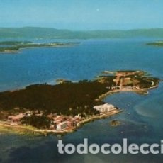 Postales: GALICIA - PONTEVEDRA - Nº 3009 ISLA DE LA TOJA VISTA AEREA - AÑO 1979 - SIN CIRCULAR. Lote 182993748