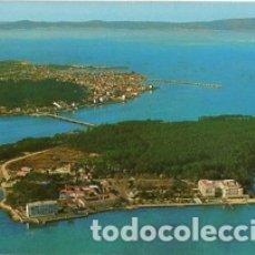 Postales: GALICIA - PONTEVEDRA - Nº 3620 ISLA DE LA TOJA VISTA AEREA - AÑO 1974 - SIN CIRCULAR. Lote 182994053
