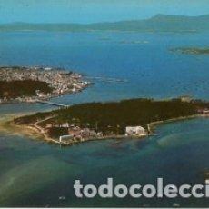 Postales: GALICIA - PONTEVEDRA - Nº 3022 ISLA DE LA TOJA VISTA AEREA - AÑO 1979 - SIN CIRCULAR. Lote 182994612
