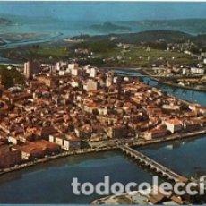 Postales: GALICIA - PONTEVEDRA Nº 3695 VISTA AEREA - AÑO 1975 - SIN CIRCULAR. Lote 182995193
