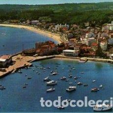 Postales: GALICIA - PONTEVEDRA - Nº 3119 SANGENJO VISTA PARCIAL AEREA - AÑO 1973 - SIN CIRCULAR. Lote 182996360
