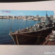 Postales: CORUÑA - POSTAL LA CORUÑA - EL PUERTO. Lote 183009756