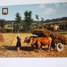 Postales: TARJETA POSTAL - LA CORUÑA - TÍPICO RINCON GALLEGO - ESCUDO DE ORO Nº 29. Lote 183169895