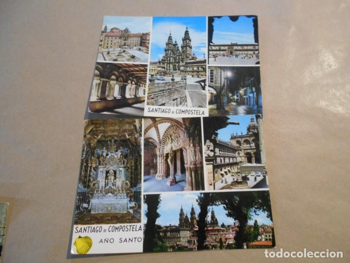 8 POSTALES GALICIA- (Postales - España - Galicia Moderna (desde 1940))