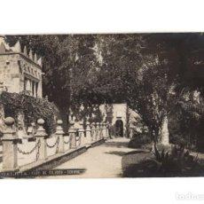 Postales: LA CORUÑA.- PAZO DE VILABOA. POSTAL FOTOGRÁFICA. . Lote 183496457