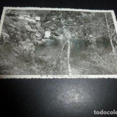 Postales: GUITIRIZ LUGO LOS SIETE MOLINOS. Lote 183609773