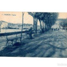 Postales: PADRÓN.(LA CORUÑA).- PUENTE.. Lote 183661768