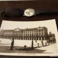 Postales: ANTIGUA POSTAL FOTOGRÁFICA SANTIAGO PALACIO DE RAJOY. Lote 183758183