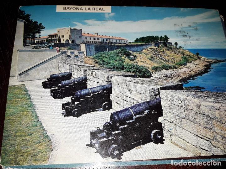 Nº 33297 POSTAL BAYONA LA REAL PONTEVEDRA GALICIA (Postales - España - Galicia Moderna (desde 1940))