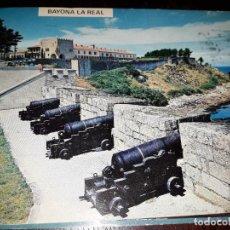 Postales: Nº 33297 POSTAL BAYONA LA REAL PONTEVEDRA GALICIA. Lote 183799692