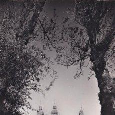 Postales: SANTIAGO DE COMPOSTELA - VISTO DESDE LA HERRADURA (NO. 11) - POSTAL MADRID / FOTO ALFONSO . Lote 183844807