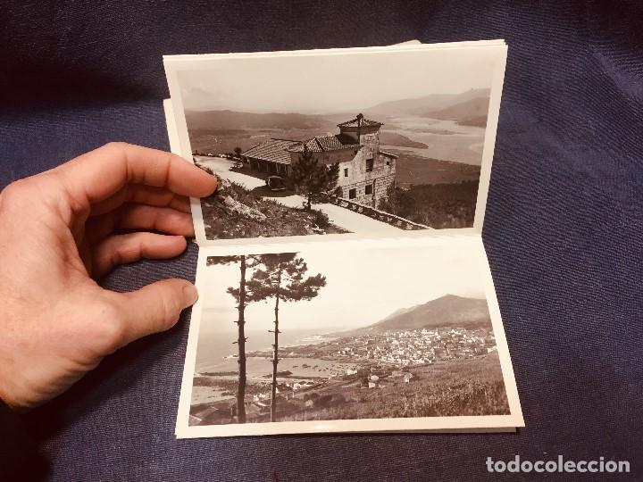 Postales: bloc 10 postales la guardia pontevedra ed garcia garrabella zaragoza buen estado - Foto 4 - 184107500