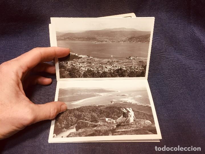 Postales: bloc 10 postales la guardia pontevedra ed garcia garrabella zaragoza buen estado - Foto 5 - 184107500