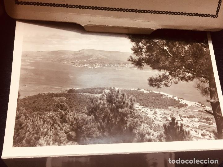Postales: bloc 10 postales la guardia pontevedra ed garcia garrabella zaragoza buen estado - Foto 7 - 184107500