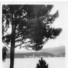 Postales: SABARIS ( BAYONA - PONTEVEDRA)- VISTA DESDE LA RAMALLOSA. Lote 184352270