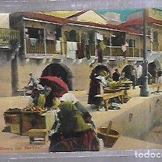 Postales: TARJETA POSTAL. VIGO. RIBERA DEL BERBES. FERNANDEZ ESTANCO MUELLE.. Lote 184684223