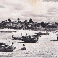 Postales: VIGO (PONTEVEDRA) - PLAYA DE CANIDO. Lote 186835245