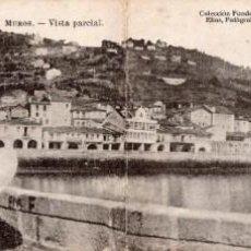 Postales: MUROS. VISTA PARCIAL. POSTAL DOBLE. ELÍAS. Lote 189198775