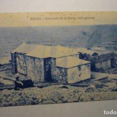 Postales: POSTAL MUGIA - SANTIARIO DE LA BARCA -GENERAL BB. Lote 189308043