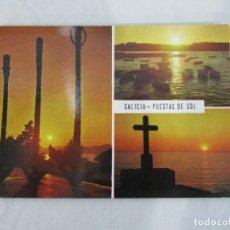 Postales: GALICIA - PUESTAS DE SOL - S/C. Lote 189752178
