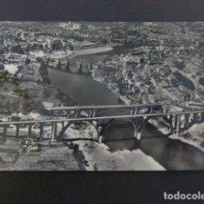 Postales: ORENSE PUENTES SOBRE EL RIO MIÑO. Lote 190234757