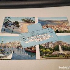 Postales: PONTEVEDRA - POSTAL VIGO. Lote 190236890